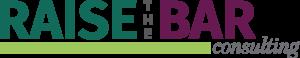 Raise the Bar Consulting Logo